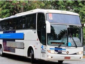 Ônibus Paradiso 1200 G6 Scania K 340 Executivo Completo