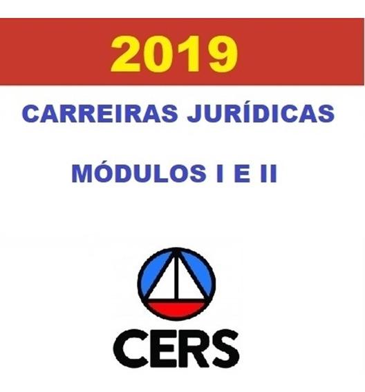 Carreiras Juridicas | C + G 2019