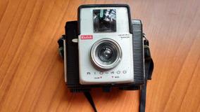 Câmera Kodak Antiga Objetiva Dacon Rio-400