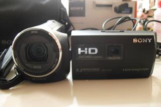 Sony Handycam Pj270 Con Proyector Integrado