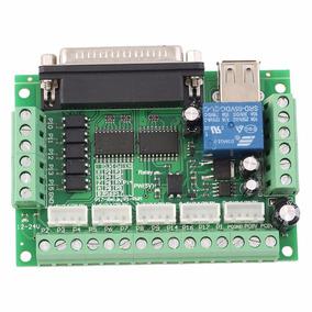 3 X Placa Cnc 5 Eixos Breakout Board Acoplador Óptico Mach3