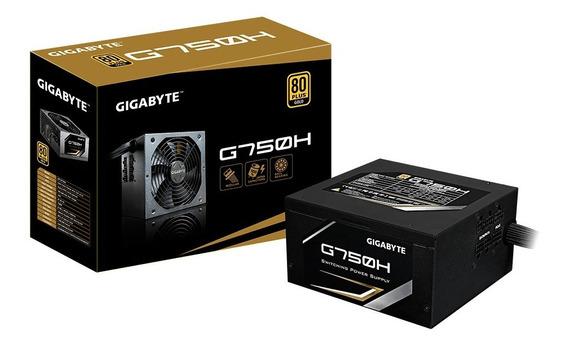 Fuente Pc Gamer Atx Gigabyte 750w 750 80 Plus Gold 2