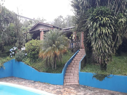 Imagem 1 de 14 de Excelente Chácara Com Piscina Cod: 4366