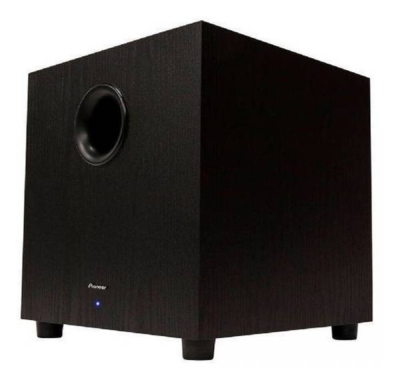 Subwoofer Pionner Sw10, Subwoofers - Onofre Agora