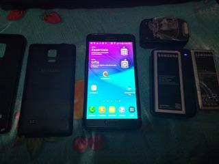 Vendo Samsung Note 4 Con Extras
