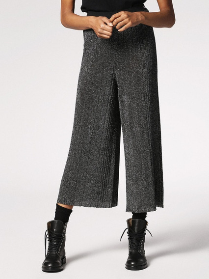 Pantalon Brillos Diesel Mujer Sale M-chicy 00s2e90carg