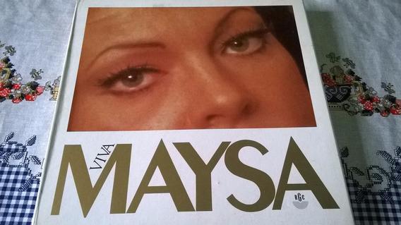 Caixa (box) Vinil Viva Maysa -rge ( 5 Lp