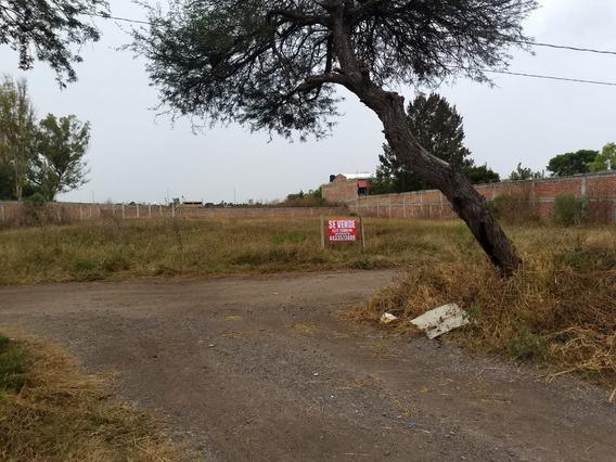 Vendo Terreno Cerca Campus Unam, Envases Reyma Y Universales