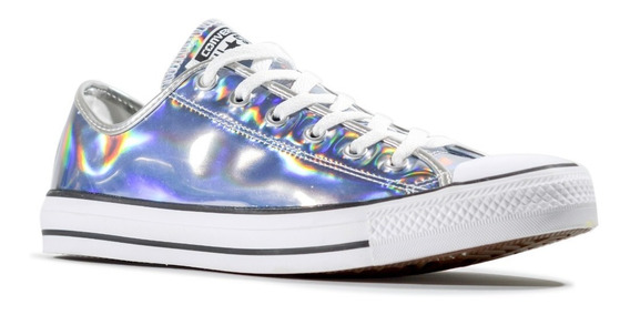 Tenis Converse Chuck Taylor All Star Lo Iridescent Unisex