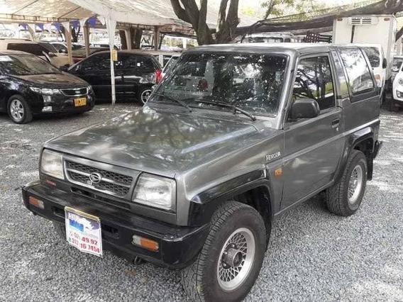 Daihatsu Feroza Motor 1.6 Gris 3 Puertas