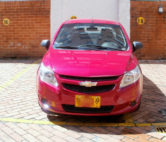 Chevrolet Sail 2013 Unica Dueña