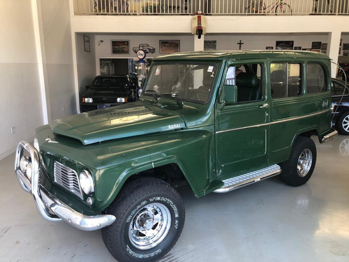 Ford Rural Willys 4x4 6cc 1972