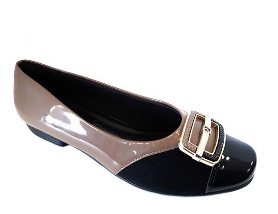 Zapato Piccadilly Mocasin Eco Cuero Acolchado 251046-1