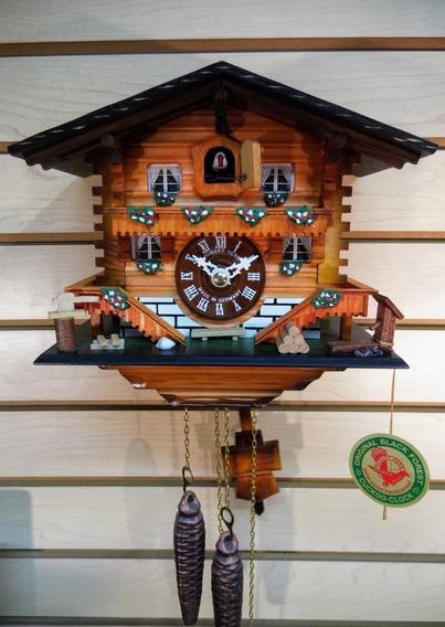 Reloj Cucú Alemán Hubert Herr Nuevo