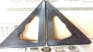 Par Acabamento Externo Espelho Retrovisor Gol Quadrado G1 Vw