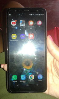 Celular Samsung Galaxy J4 Rose