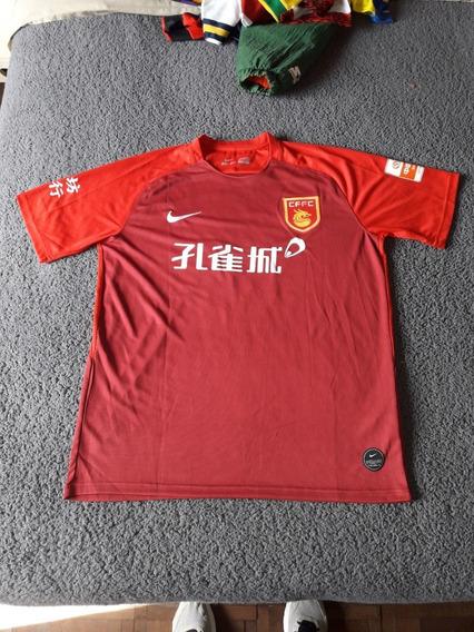 Camiseta Shangai Utileria #14 Mascherano
