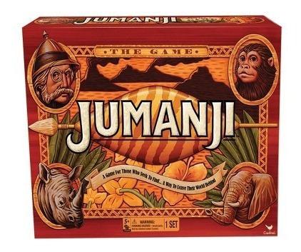 Imagen 1 de 3 de Juego De Jumanji The Game En Inglés Auténtico
