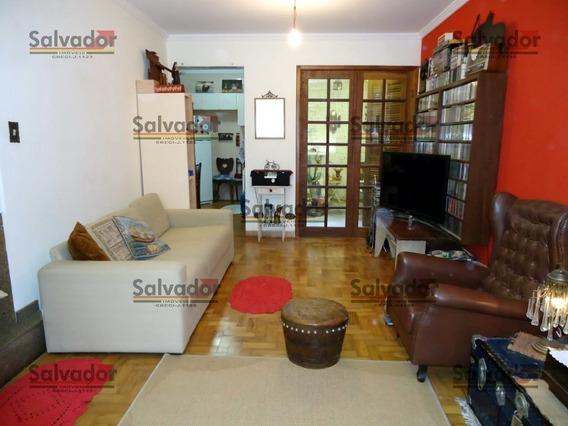 Casa Sobrado Em Vila Mariana - São Paulo - 7566