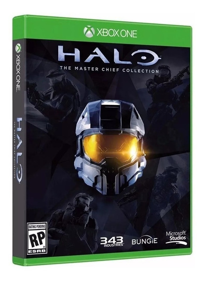 Halo The Master Chief Collection Xone Nacional Lacrado Rj