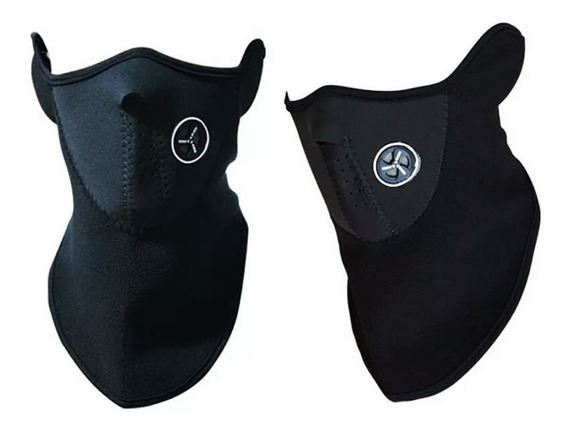 Máscara Térmica Motociclista Ciclista Deportes Extremos