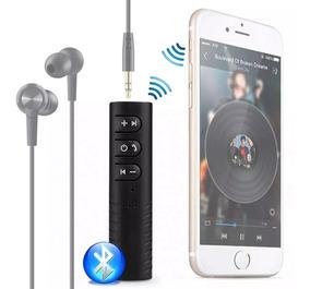 Receptor De Áudio Para Carro, Fone E Smartphone Wireless