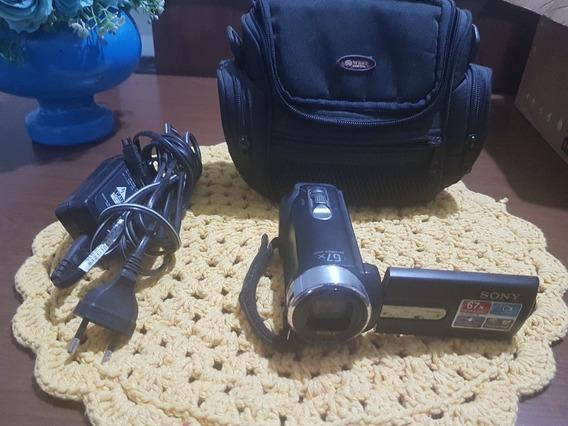 Câmera Gravadora De Vídeo Digital Sony