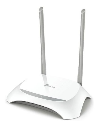 Roteador Wireless 300mbps Tp-link Ti-wr 849n Wifi