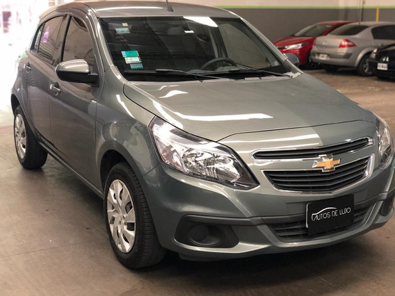 Chevrolet Agile 1.4 Ls Aa+da+mp3 2013
