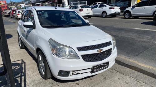 Chevrolet/ Agile 1.4 Ltz 2011 Completo