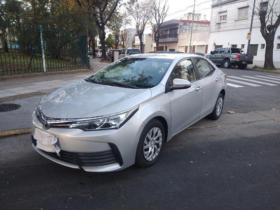 Toyota Corolla Xli 1.8 6 M/t 2017