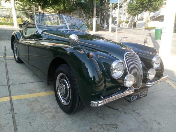 Jaguar Xk 120 Fera 4.1 He