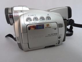 Filmadora Digital Canon Zr70mc Minidv Com Lcd De 2,5