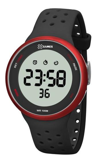 Relógio Digital Masculino Esportivo X-games Xmppd484 Bxpx