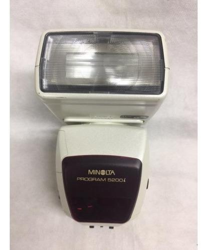 Flash Minolta 5200