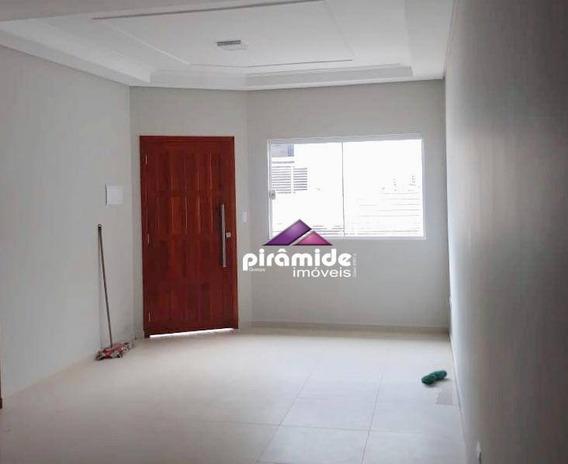 Casa Com 3 Dormitórios À Venda, 81 M² Por R$ 295.000,00 - Residencial Santa Paula - Jacareí/sp - Ca5210