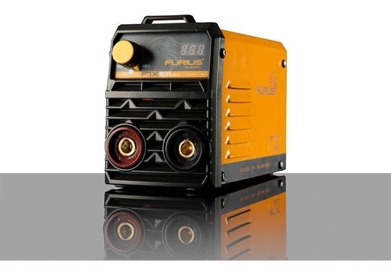 Maquina De Soldar Furius Fix 181 Mini - 180a 110/220v