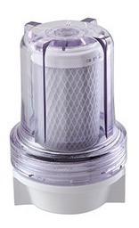 Filtro 125 Transparente - F125tr Pou 5 - Carvão Ativado