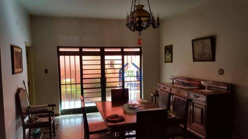 Casa Com 4 Dormitórios À Venda, 500 M² Por R$ 900.000 - Boa Vista - São José Do Rio Preto/sp - Ca0659