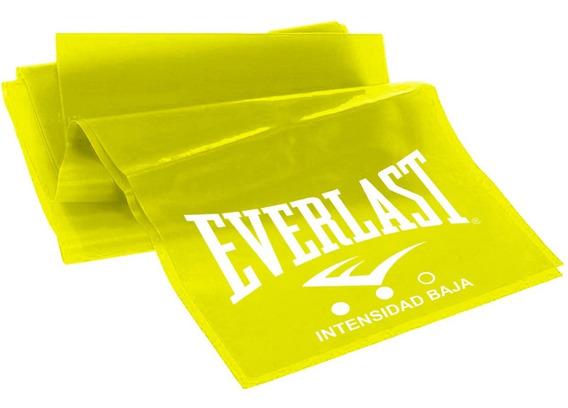 Banda Elástica Everlast 100% Latex Thera Intensidad Baja