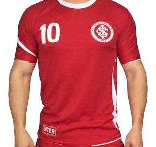 Camiseta Camisa Internacional Inter Oficial Licenciada 82004