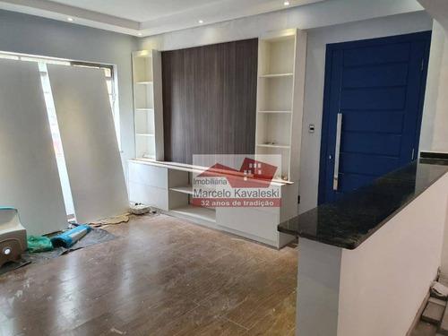 Imagem 1 de 11 de Apartamento Com 2 Dormitórios À Venda, 93 M² Por R$ 450.000,00 - Jardim Da Glória - São Paulo/sp - Ap12956