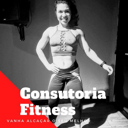 Imagem 1 de 2 de Consultoria Fitness - Mensal