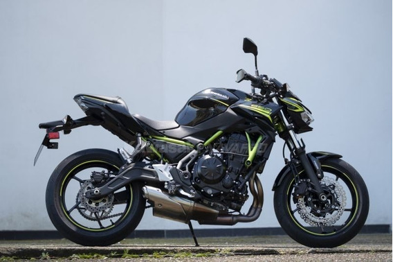 Kawasaki Z650 Abs No Aprilia Shiver 750