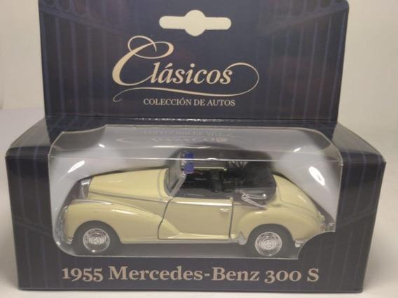 Mercedes Benz 300 S 1955 Esc. 1:36 Welly Rosario