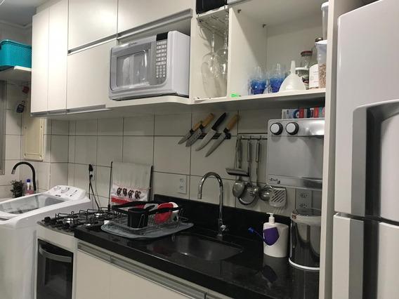 Apartamento Em Aguas Claras, 1qt