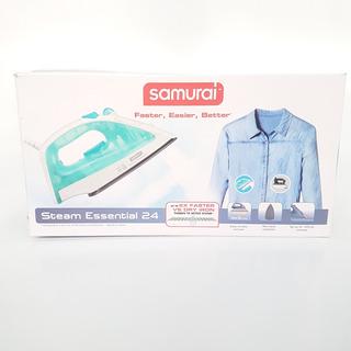 Plancha Vapor Samurai Antiadherente