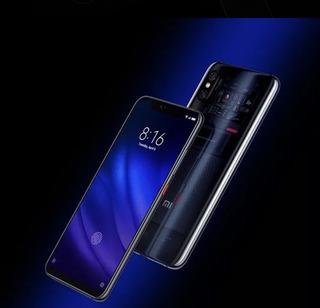 Smartphone Xiaomi Mi8 Pró 8 Gb De Ram E 128gb De Memória.