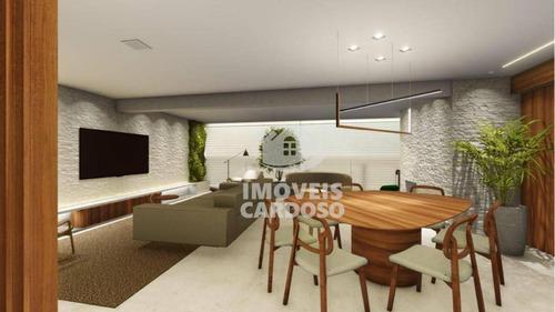 Imagem 1 de 7 de Apartamento Com 3 Dormitórios À Venda, 150 M² - Vila Madalena - São Paulo/sp - Ap0675