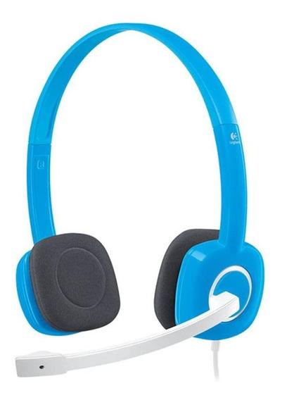 Logitech H150 3.5 Mm Stereo Noise-cancelar Fone De Ouvido Pc